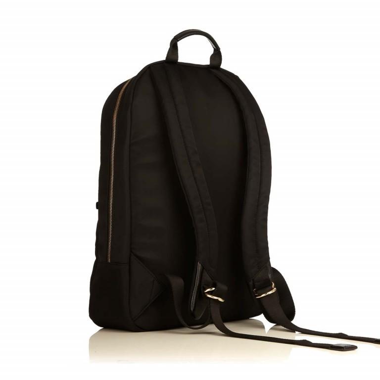 Knomo Laptop-Rucksack Mayfair Beauchamp Schwarz, Farbe: schwarz, Marke: Knomo, Abmessungen in cm: 29.0x40.0x10.0, Bild 3 von 4