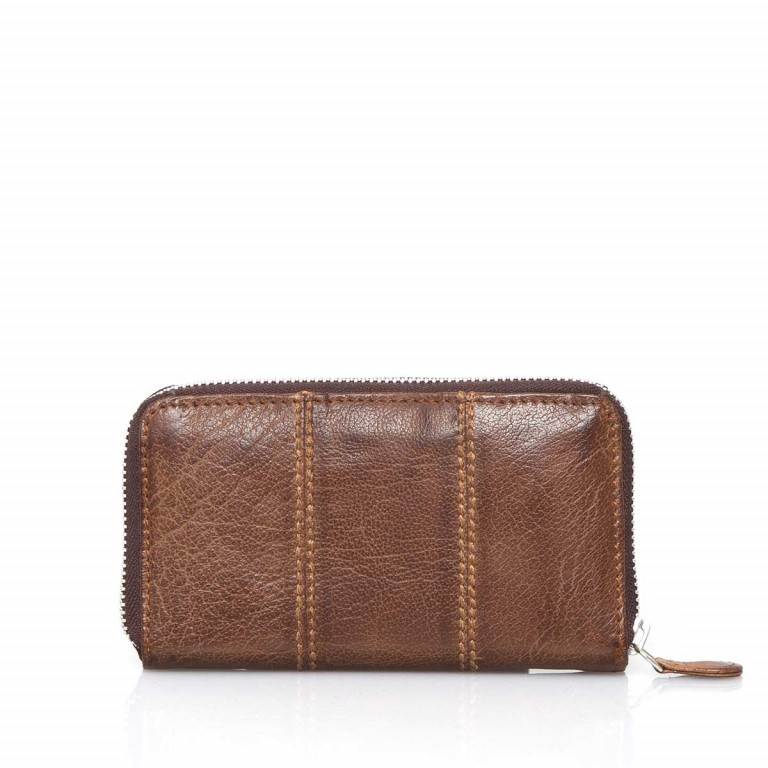 Bull & Hunt Börse Cashbox Wallet Mocha Washed, Farbe: cognac, Marke: Bull & Hunt, Abmessungen in cm: 12.0x8.0, Bild 2 von 3