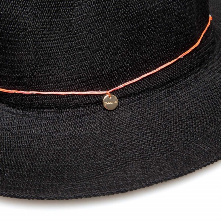 Codello Strohhut Black, Farbe: schwarz, Marke: Codello, EAN: 4043072688956, Bild 3 von 4