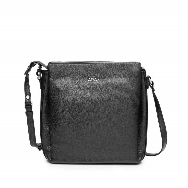 Adax Cormorano 229992 Ellinor Tasche Black, Farbe: schwarz, Marke: Adax, EAN: 5705483160337, Abmessungen in cm: 23.0x25.0x9.0, Bild 1 von 3