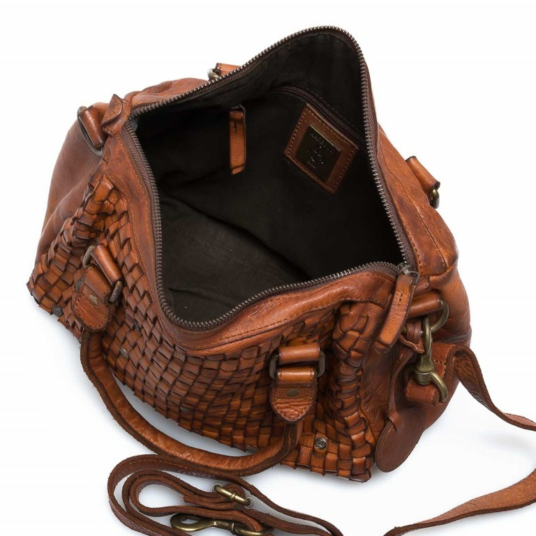 HARBOUR2nd Bowling Bag Fanny Cognac, Farbe: cognac, Manufacturer: Harbour 2nd, Dimensions (cm): 30.0x25.0x10.0, Image 3 of 3