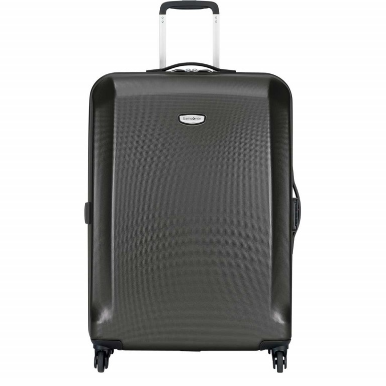 Samsonite Skydro 59616 Spinner 74 Black, Farbe: schwarz, Manufacturer: Samsonite, Dimensions (cm): 53.0x74.0x31.0, Image 1 of 5