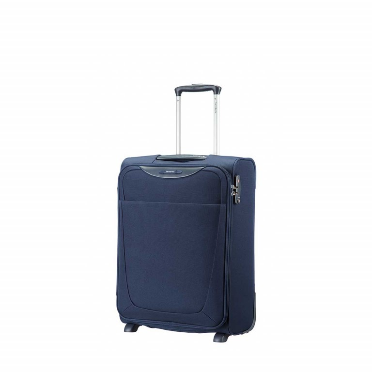 Samsonite Koffer/Trolley Base Hits 62060 Upright 50 Navy Blue, Farbe: blau/petrol, Marke: Samsonite, Abmessungen in cm: 40.0x50.0x20.0, Bild 1 von 5