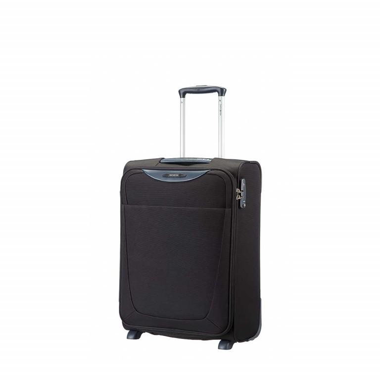 Samsonite Koffer/Trolley Base Hits 62060 Upright 50 Black, Farbe: schwarz, Marke: Samsonite, Abmessungen in cm: 40.0x50.0x20.0, Bild 1 von 5