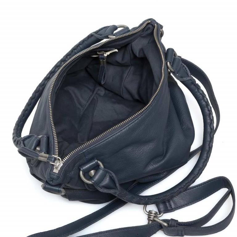 LIEBESKIND Vintage Gina 6 Shopper Dark Blue, Farbe: blau/petrol, Manufacturer: Liebeskind Berlin, EAN: 4051436837537, Dimensions (cm): 33.0x25.0x12.0, Image 3 of 4