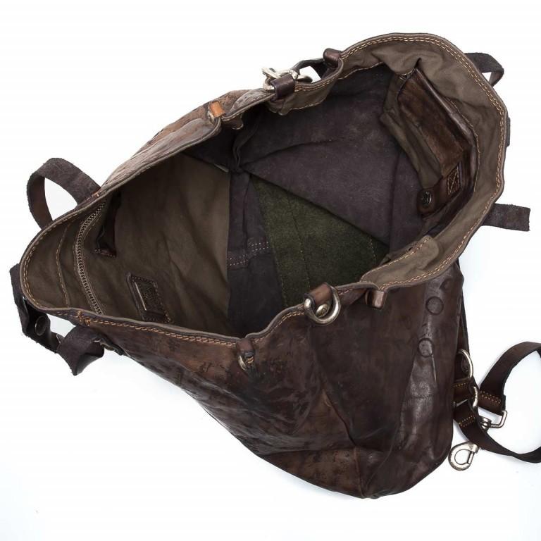 Campomaggi Shopper Leder 40cm C2068-VL Grau, Farbe: grau, Marke: Campomaggi, Abmessungen in cm: 40.0x37.0x12.0, Bild 4 von 4
