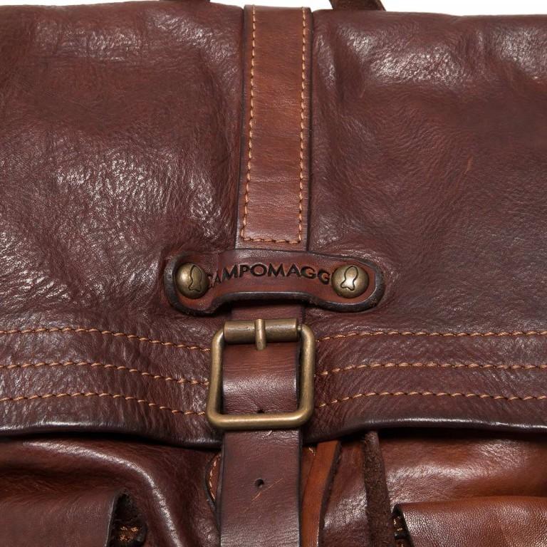 Campomaggi Rucksack Leder C06005-VL 1702 Cognac, Farbe: cognac, Marke: Campomaggi, Abmessungen in cm: 34.0x42.0x15.0, Bild 7 von 7