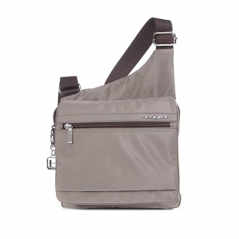 Hedgren Inner City Shoulder Bag Sputnik Sepia, Farbe: taupe/khaki, Marke: Hedgren, Abmessungen in cm: 23.0x30.0x4.0, Bild 1 von 1