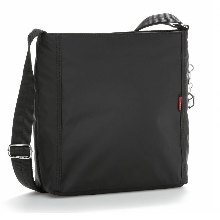 Hedgren Inner City Shoulder Bag Orva Black, Farbe: schwarz, Marke: Hedgren, Abmessungen in cm: 25.0x26.0x8.0, Bild 3 von 3