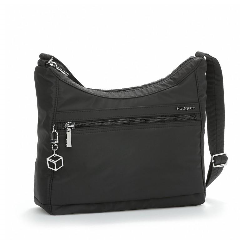 Hedgren Inner City Shoulder Bag Harper's S Black, Farbe: schwarz, Marke: Hedgren, Abmessungen in cm: 29.0x24.0x8.5, Bild 1 von 3