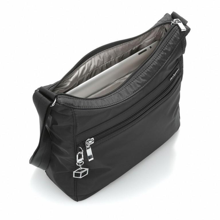 Hedgren Inner City Shoulder Bag Harper's S Black, Farbe: schwarz, Marke: Hedgren, Abmessungen in cm: 29.0x24.0x8.5, Bild 2 von 3