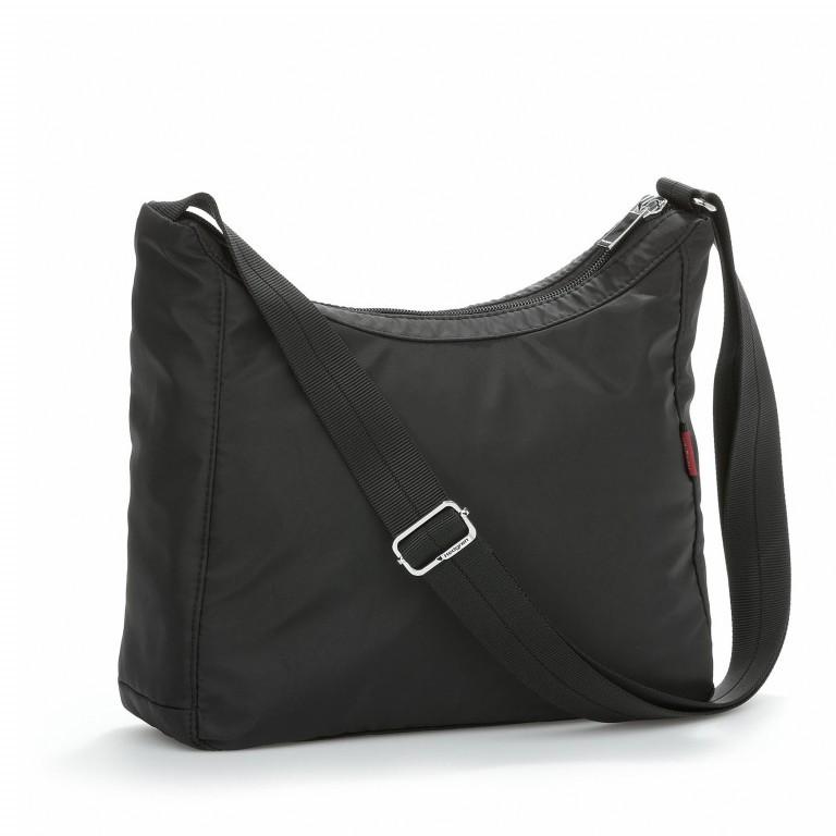 Hedgren Inner City Shoulder Bag Harper's S Black, Farbe: schwarz, Marke: Hedgren, Abmessungen in cm: 29.0x24.0x8.5, Bild 3 von 3