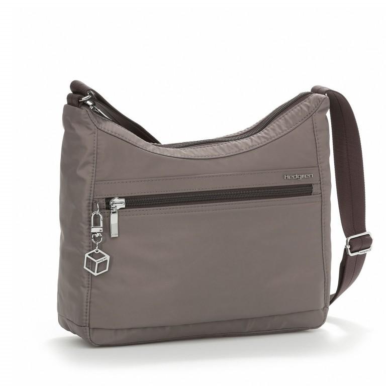 Hedgren Inner City Shoulder Bag Harper's S Sepia, Farbe: taupe/khaki, Marke: Hedgren, Abmessungen in cm: 29.0x24.0x8.5, Bild 1 von 3