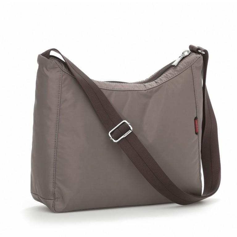 Hedgren Inner City Shoulder Bag Harper's S Sepia, Farbe: taupe/khaki, Marke: Hedgren, Abmessungen in cm: 29.0x24.0x8.5, Bild 3 von 3