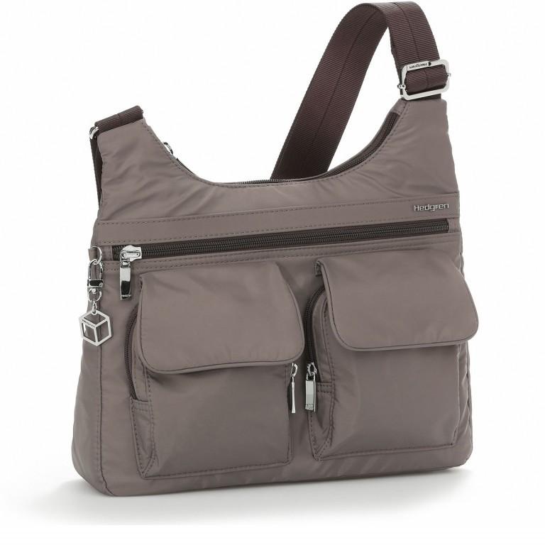 Hedgren Inner City Shoulder Bag Prarie Sepia, Farbe: taupe/khaki, Marke: Hedgren, Abmessungen in cm: 30.0x24.0x10.0, Bild 1 von 3