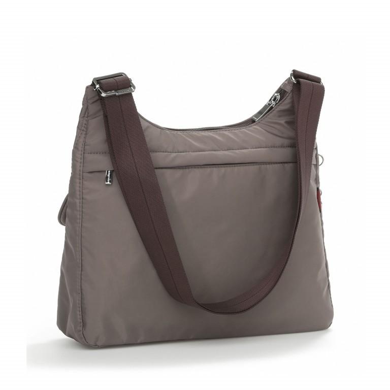 Hedgren Inner City Shoulder Bag Prarie Sepia, Farbe: taupe/khaki, Marke: Hedgren, Abmessungen in cm: 30.0x24.0x10.0, Bild 3 von 3