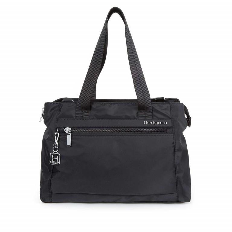 Hedgren Inner City Handbag Eva M Black, Farbe: schwarz, Marke: Hedgren, Abmessungen in cm: 34.0x25.0x12.0, Bild 1 von 1