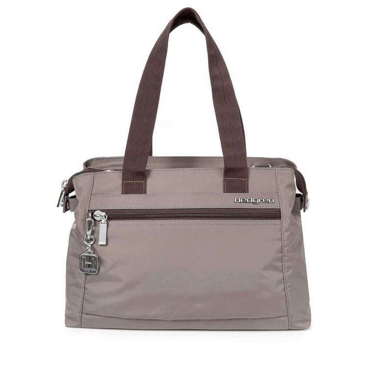 Hedgren Inner City Handbag Eva M Sepia, Farbe: taupe/khaki, Marke: Hedgren, Abmessungen in cm: 34.0x25.0x12.0, Bild 1 von 1