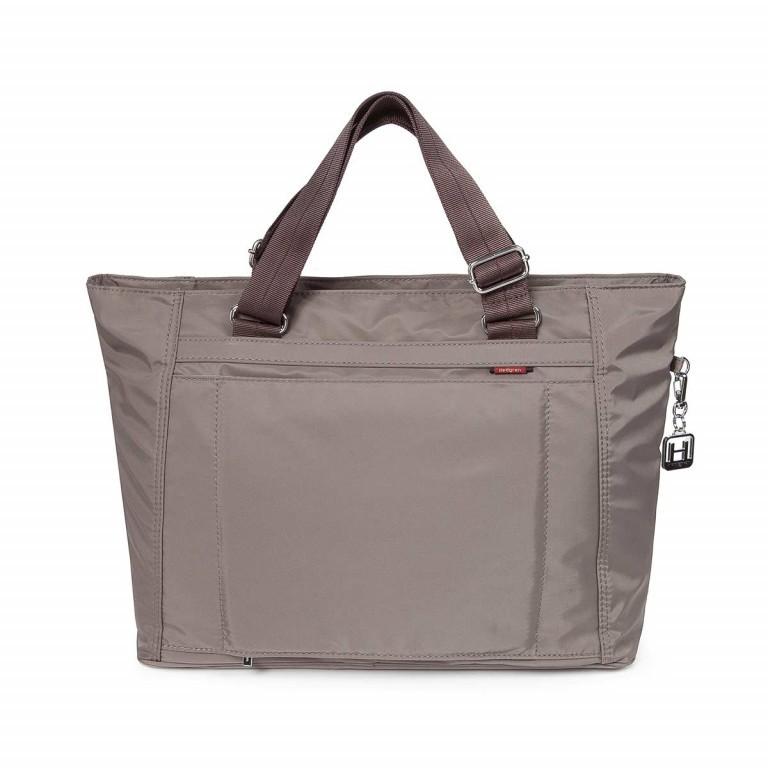 Hedgren Inner City Shopper Eveline Sepia, Farbe: taupe/khaki, Marke: Hedgren, Abmessungen in cm: 36.0x28.0x13.0, Bild 2 von 3