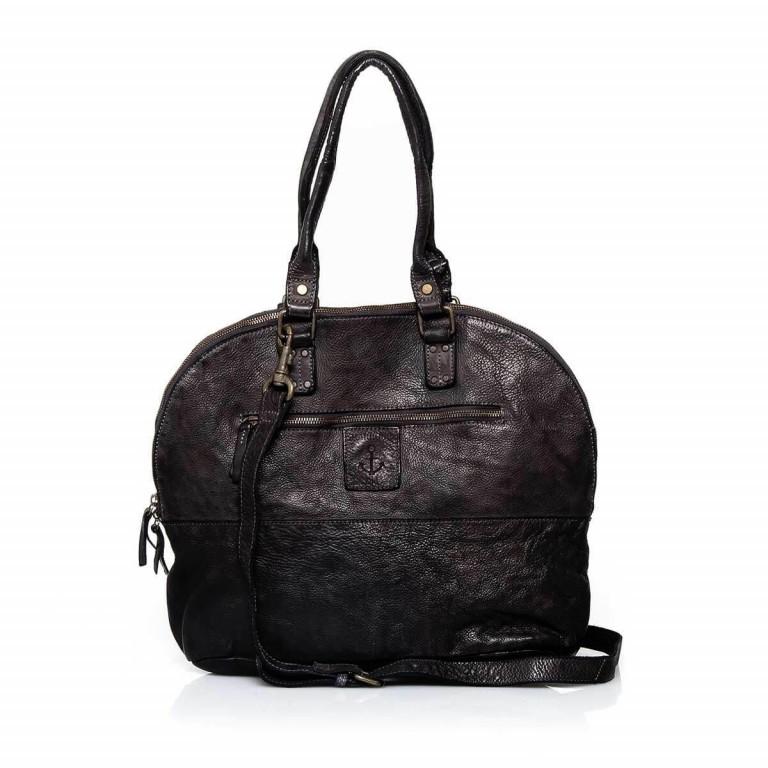 HARBOUR2nd Shopper B3-4759 Black, Farbe: schwarz, Marke: Harbour 2nd, Abmessungen in cm: 42.0x31.0x14.0, Bild 2 von 3