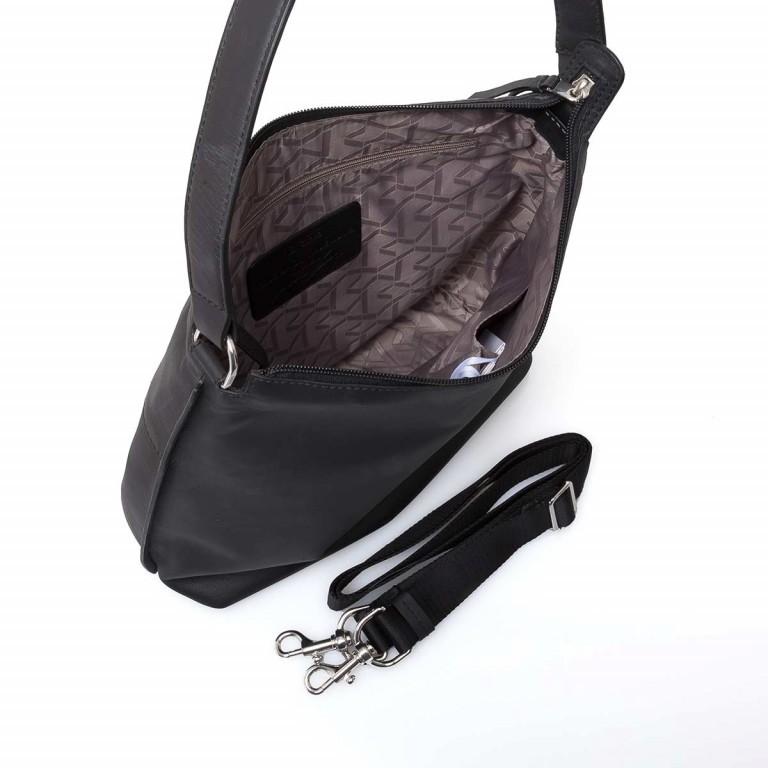 BREE Toulouse 4 Hobobag Leder Black Smooth, Farbe: schwarz, Marke: Bree, EAN: 4038671143869, Bild 4 von 5