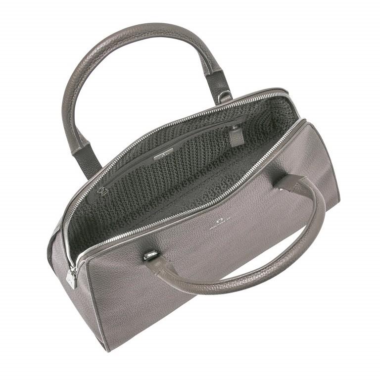 AIGNER Ivy Handtasche 133-424 Grey, Farbe: grau, Marke: Aigner, Abmessungen in cm: 34.0x28.0x10.0, Bild 3 von 3