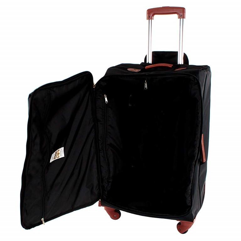Brics X-Travel Spinner-Trolley 4-Rollen 65cm BXL38118 Schwarz, Farbe: schwarz, Marke: Brics, Abmessungen in cm: 40.0x65.0x24.0, Bild 5 von 5
