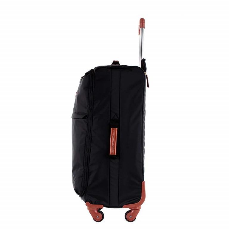 Brics X-Travel Spinner-Trolley 4-Rollen 65cm BXL38118 Schwarz, Farbe: schwarz, Marke: Brics, Abmessungen in cm: 40.0x65.0x24.0, Bild 2 von 5