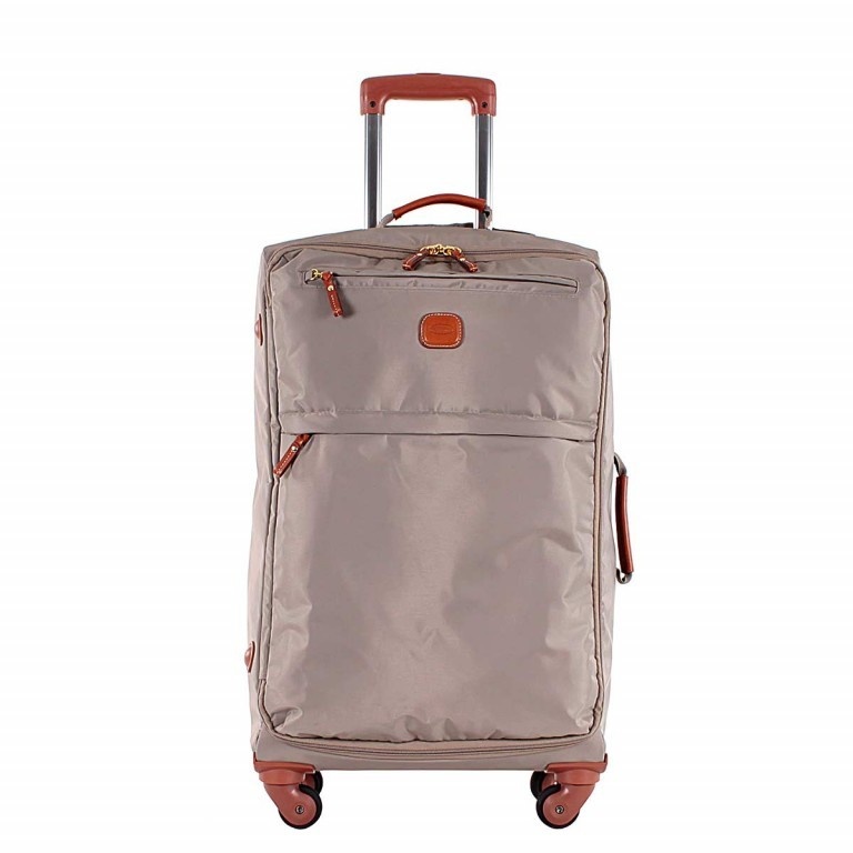 Brics X-Travel Spinner-Trolley 4-Rollen 65cm BXL38118 Taupe, Farbe: taupe/khaki, Manufacturer: Brics, Dimensions (cm): 40.0x65.0x24.0, Image 1 of 5