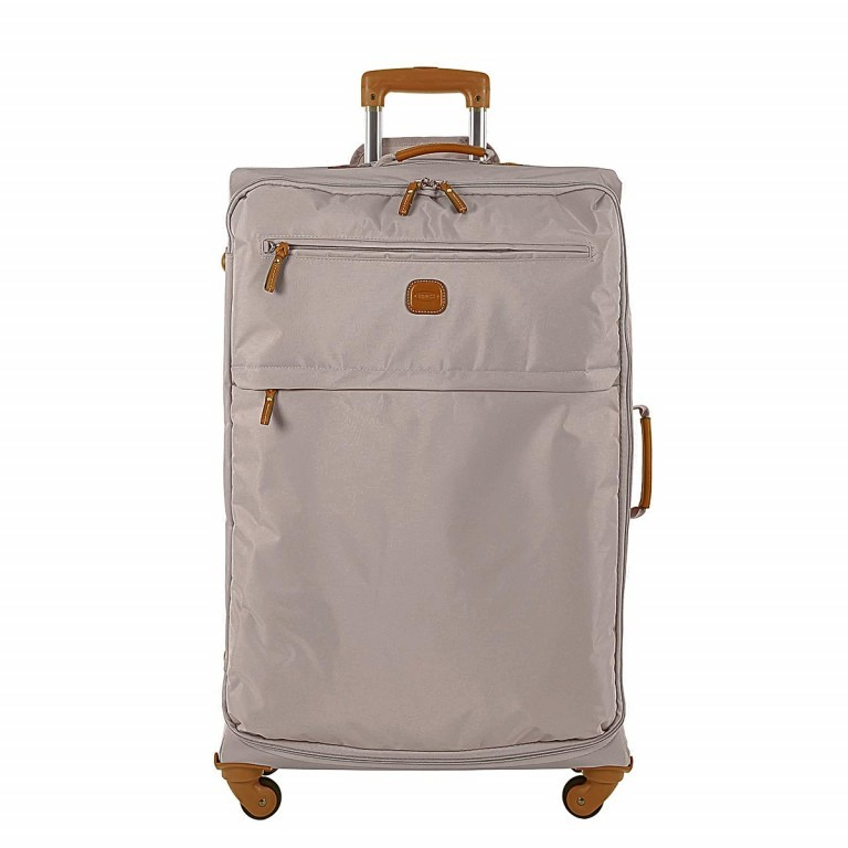 Brics X-Travel Spinner-Trolley 4-Rollen 75cm BXL38145 Taupe, Farbe: taupe/khaki, Manufacturer: Brics, Dimensions (cm): 48.0x77.0x26.0, Image 1 of 3
