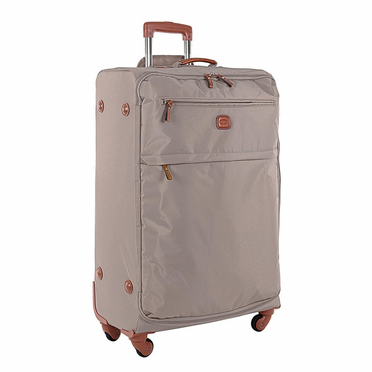 Brics X-Travel Spinner-Trolley 4-Rollen 75cm BXL38145 Taupe, Farbe: taupe/khaki, Manufacturer: Brics, Dimensions (cm): 48.0x77.0x26.0, Image 2 of 3