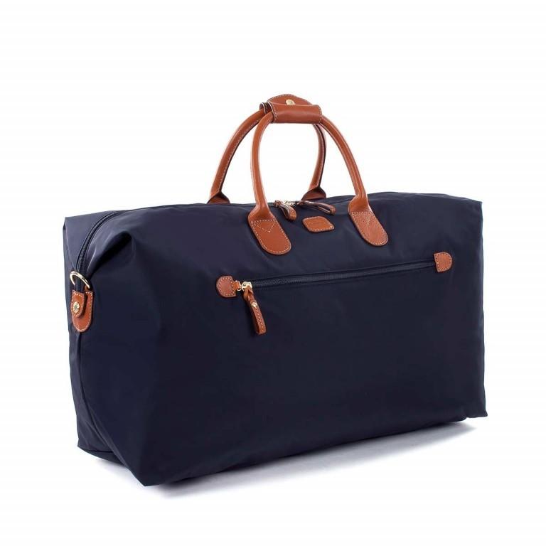 Brics X-Travel 2 in 1 Reisetasche Kurzgriff BXL30202 Blau, Farbe: blau/petrol, Marke: Brics, Abmessungen in cm: 55.0x32.0x20.0, Bild 2 von 5