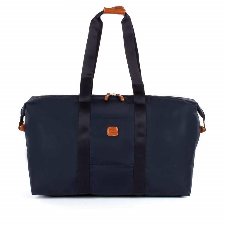 Brics X-Bag 2 in 1 Reisetasche Langgriff BXG30202 Blau, Farbe: blau/petrol, Marke: Brics, Abmessungen in cm: 55.0x32.0x20.0, Bild 1 von 5