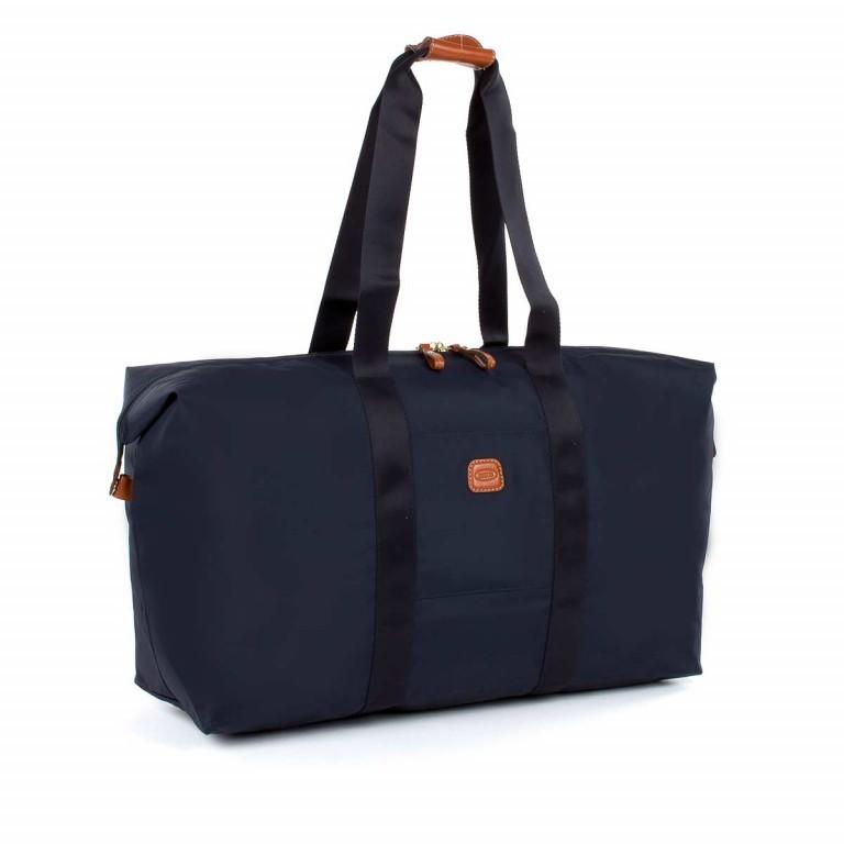 Brics X-Bag 2 in 1 Reisetasche Langgriff BXG30202 Blau, Farbe: blau/petrol, Marke: Brics, Abmessungen in cm: 55.0x32.0x20.0, Bild 2 von 5