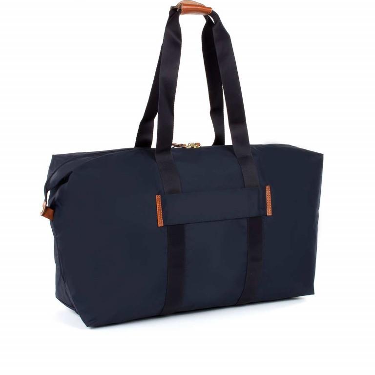 Brics X-Bag 2 in 1 Reisetasche Langgriff BXG30202 Blau, Farbe: blau/petrol, Marke: Brics, Abmessungen in cm: 55.0x32.0x20.0, Bild 5 von 5