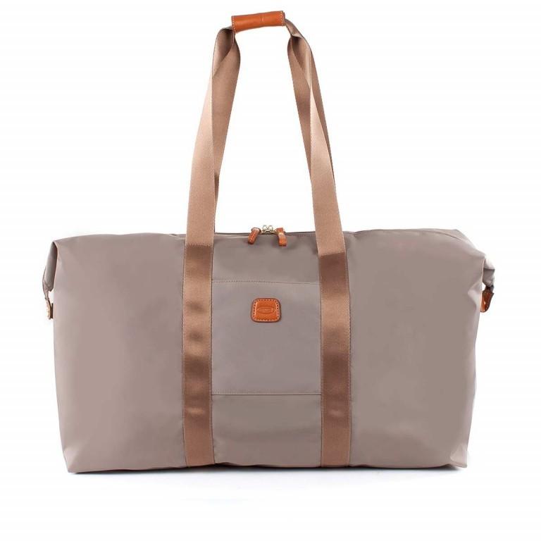 Brics X-Bag 2 in 1 Reisetasche Langgriff BXG30202 Taupe, Farbe: taupe/khaki, Marke: Brics, Abmessungen in cm: 55.0x32.0x20.0, Bild 1 von 5