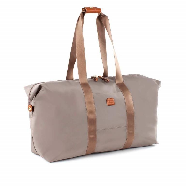 Brics X-Bag 2 in 1 Reisetasche Langgriff BXG30202 Taupe, Farbe: taupe/khaki, Marke: Brics, Abmessungen in cm: 55.0x32.0x20.0, Bild 2 von 5