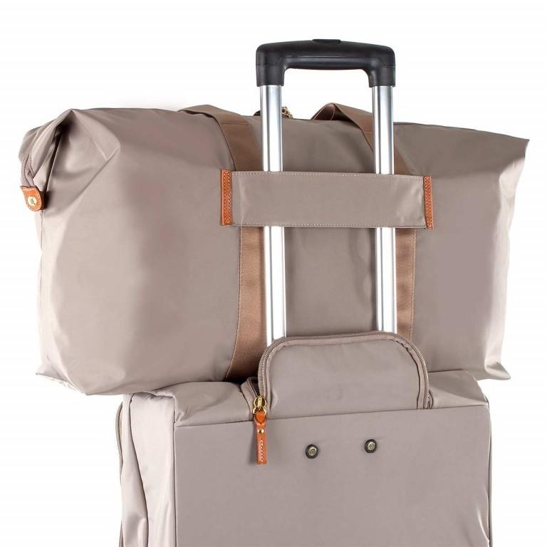Brics X-Bag 2 in 1 Reisetasche Langgriff BXG30202 Taupe, Farbe: taupe/khaki, Marke: Brics, Abmessungen in cm: 55.0x32.0x20.0, Bild 5 von 5
