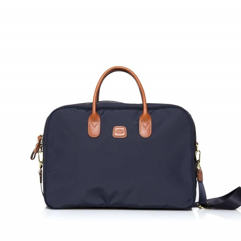 Brics X-Bag Reisebegleiter BXG31992 Blau, Farbe: blau/petrol, Marke: Brics, Abmessungen in cm: 39.0x28.0x15.0, Bild 1 von 4