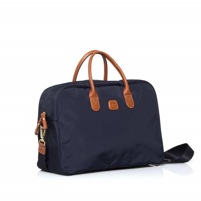 Brics X-Bag Reisebegleiter BXG31992 Blau, Farbe: blau/petrol, Marke: Brics, Abmessungen in cm: 39.0x28.0x15.0, Bild 3 von 4