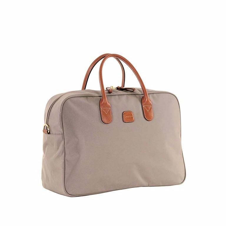 Brics X-Bag Reisebegleiter BXG31992 Taupe, Farbe: taupe/khaki, Marke: Brics, Abmessungen in cm: 39.0x28.0x15.0, Bild 2 von 4