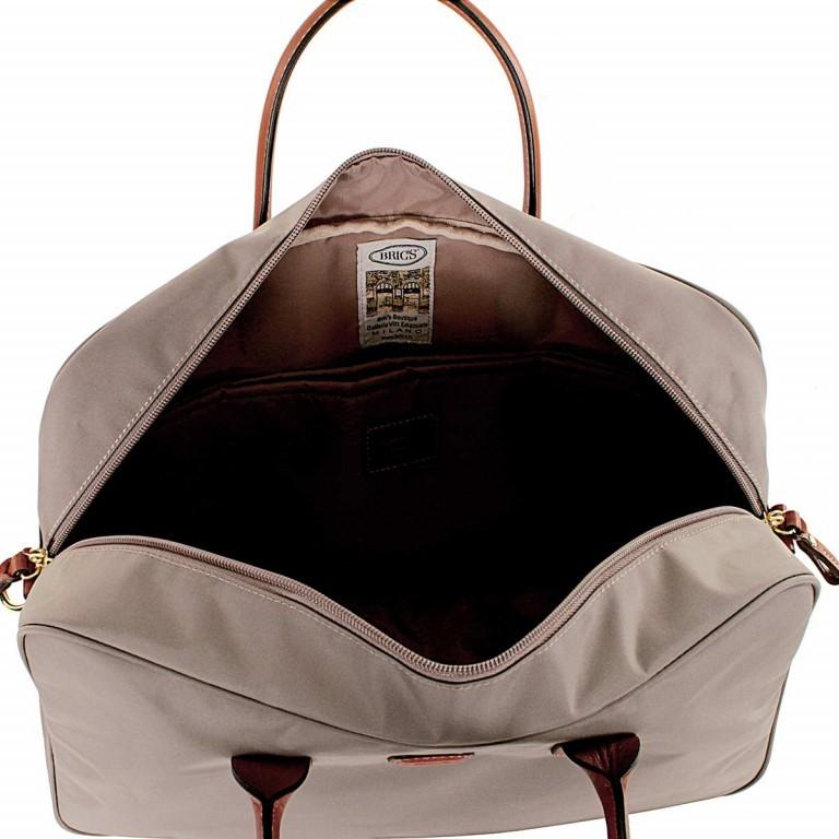 Brics X-Bag Reisebegleiter BXG31992 Taupe, Farbe: taupe/khaki, Marke: Brics, Abmessungen in cm: 39.0x28.0x15.0, Bild 4 von 4