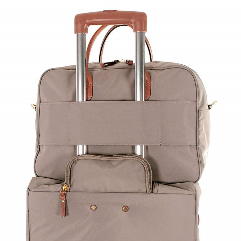 Brics X-Bag Reisebegleiter BXG31992 Taupe, Farbe: taupe/khaki, Marke: Brics, Abmessungen in cm: 39.0x28.0x15.0, Bild 3 von 4