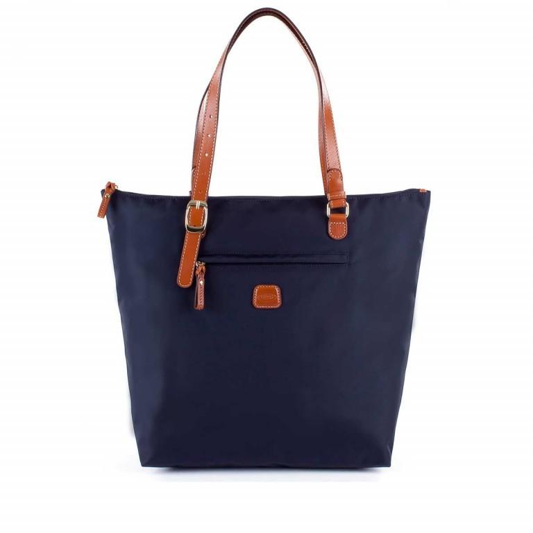 Brics X-Bag 3 in 1 Shopper L BXG35070 Blau, Farbe: blau/petrol, Marke: Brics, Abmessungen in cm: 35.0x34.0x15.0, Bild 1 von 5