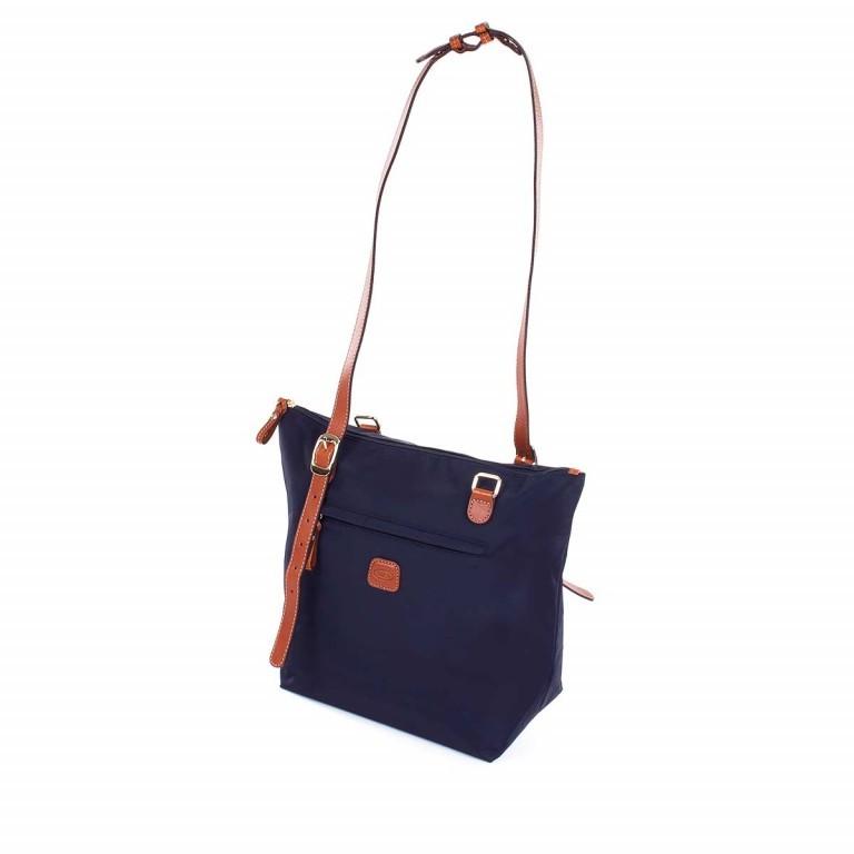 Brics X-Bag 3 in 1 Shopper L BXG35070 Blau, Farbe: blau/petrol, Marke: Brics, Abmessungen in cm: 35.0x34.0x15.0, Bild 4 von 5
