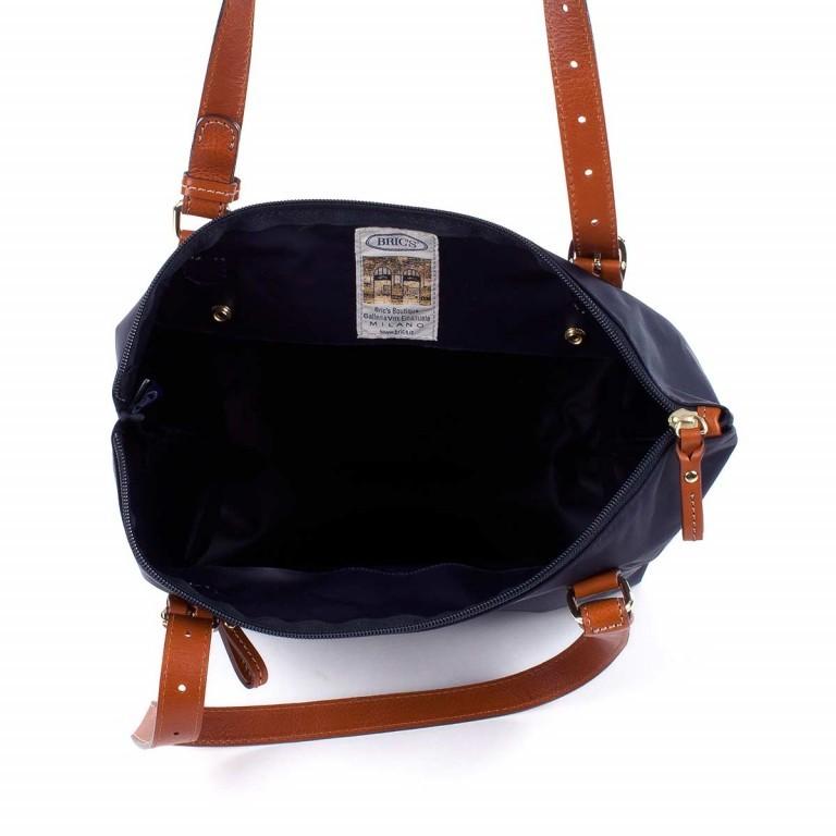 Brics X-Bag 3 in 1 Shopper L BXG35070 Blau, Farbe: blau/petrol, Marke: Brics, Abmessungen in cm: 35.0x34.0x15.0, Bild 3 von 5