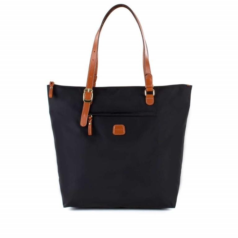 Brics X-Bag 3 in 1 Shopper L BXG35070 Schwarz, Farbe: schwarz, Marke: Brics, Abmessungen in cm: 35.0x34.0x15.0, Bild 1 von 5