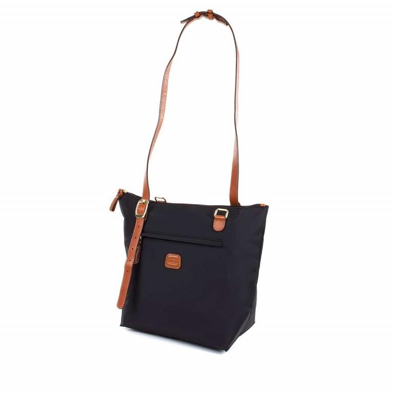 Brics X-Bag 3 in 1 Shopper L BXG35070 Schwarz, Farbe: schwarz, Marke: Brics, Abmessungen in cm: 35.0x34.0x15.0, Bild 4 von 5