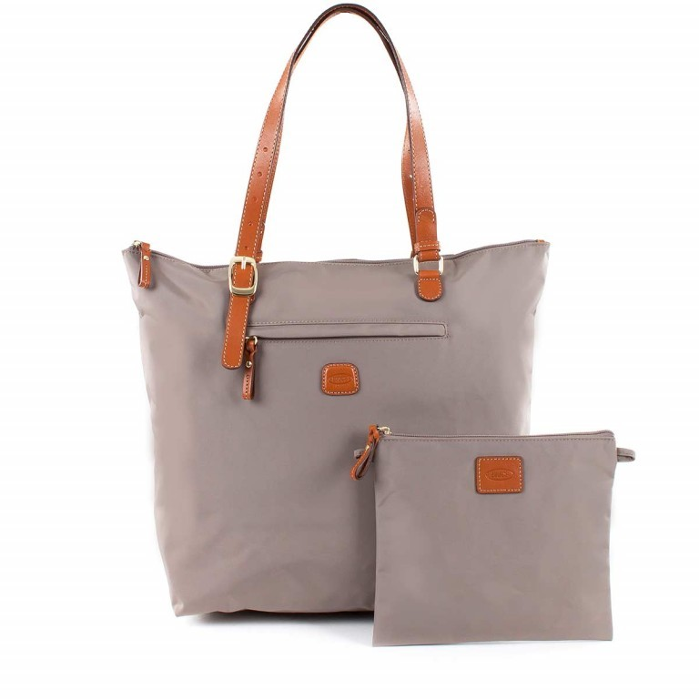 Brics X-Bag 3 in 1 Shopper L BXG35070 Taupe, Farbe: taupe/khaki, Marke: Brics, Abmessungen in cm: 35.0x34.0x15.0, Bild 2 von 5