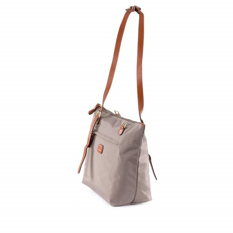 Brics X-Bag 3 in 1 Shopper L BXG35070 Taupe, Farbe: taupe/khaki, Marke: Brics, Abmessungen in cm: 35.0x34.0x15.0, Bild 4 von 5